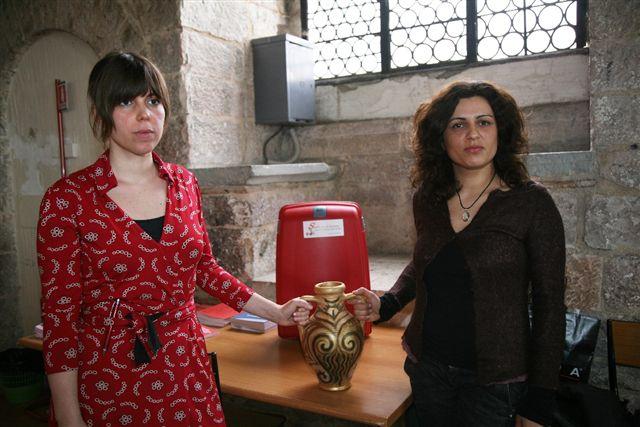 Ingrid e Claudia_ Gubbio