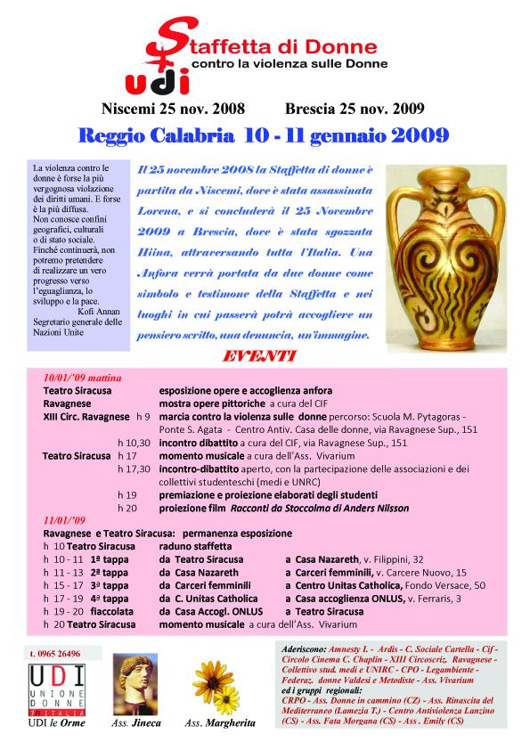 fronte REGGIO CALABRIA 10 gennaio copia