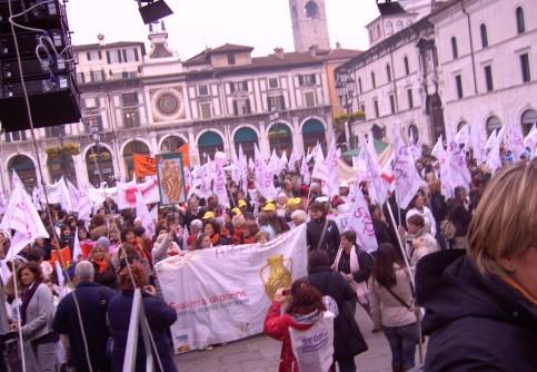 Brescia 21 novembre 2009