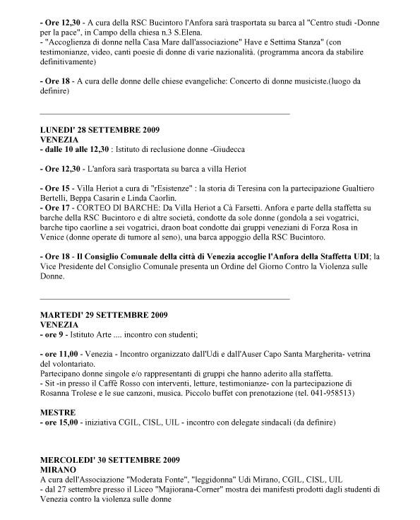 Programma_Iniziative staffetta2 VENEZIA