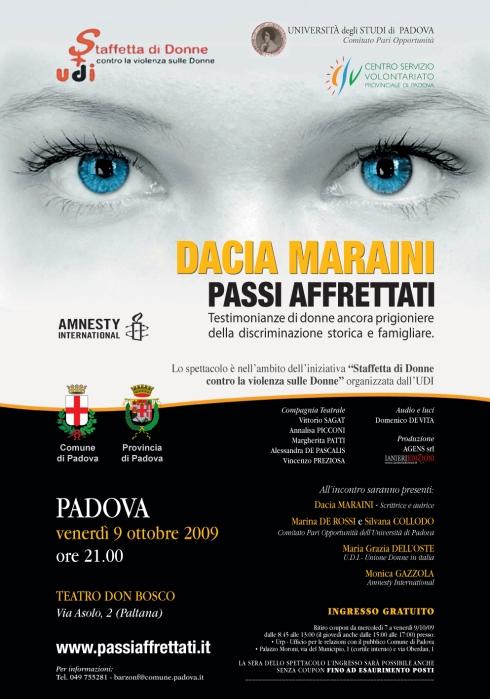 Locandina Padova